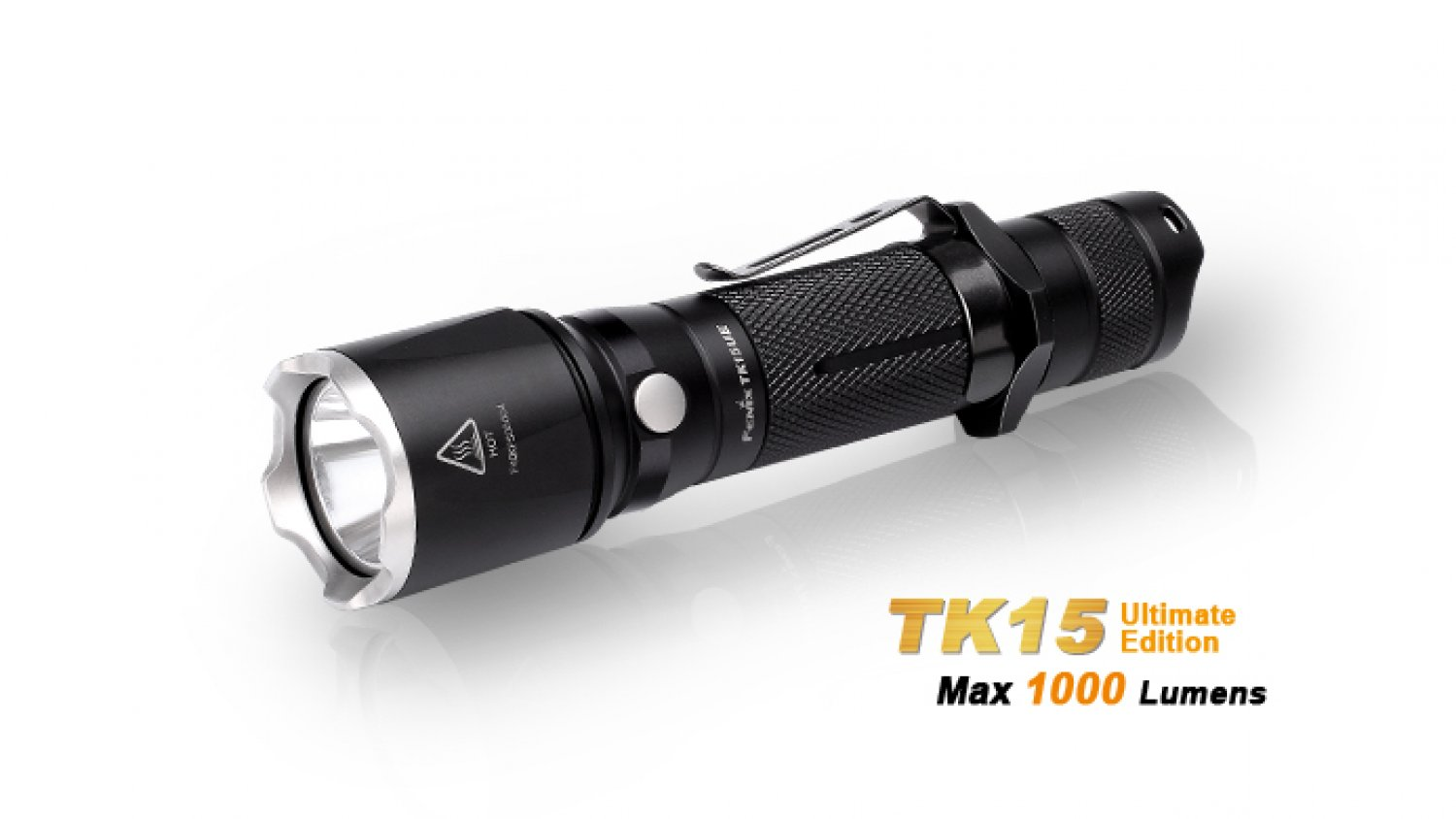 Fenix TK15 Ultimate Edition LED Taschenlampe