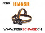 Fenix HM65R LED Stirnlampe
